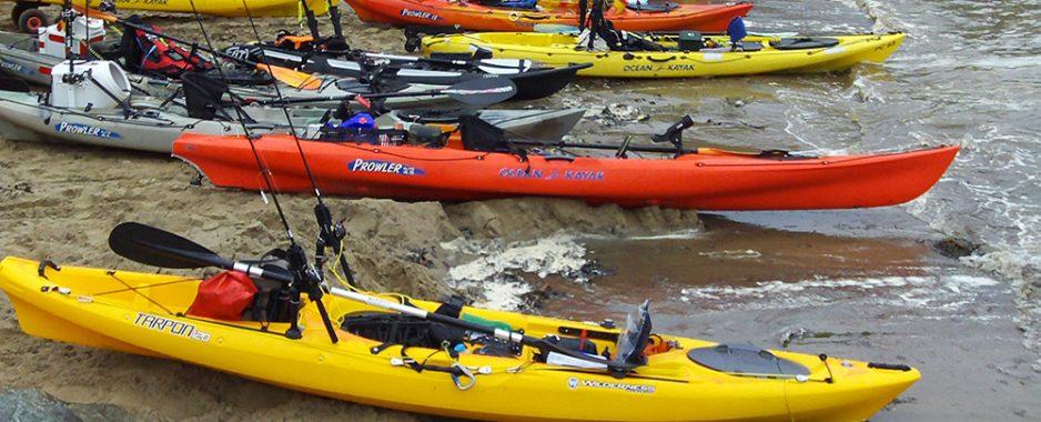 Choosing A Kayak